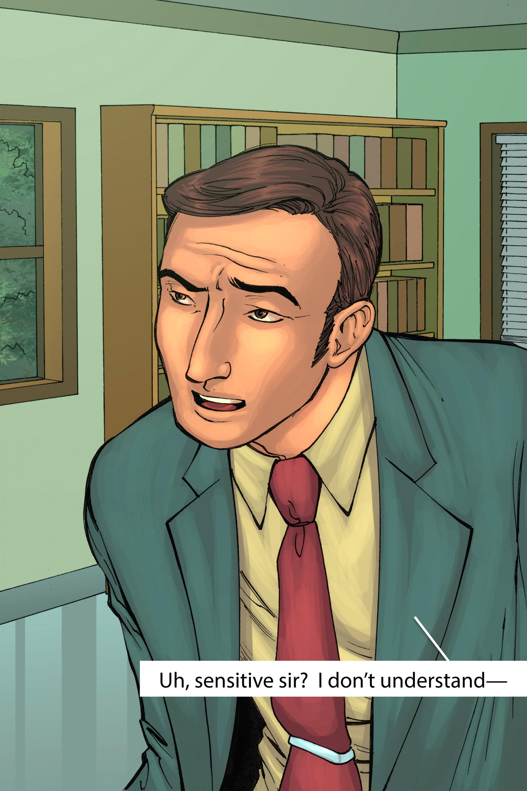 Read online Z-Men comic -  Issue #1 - 86