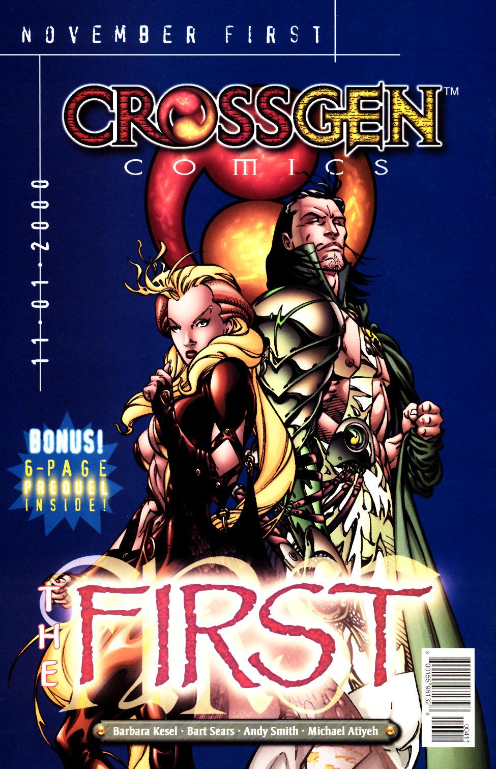 Read online Scion comic -  Issue #4 - 34