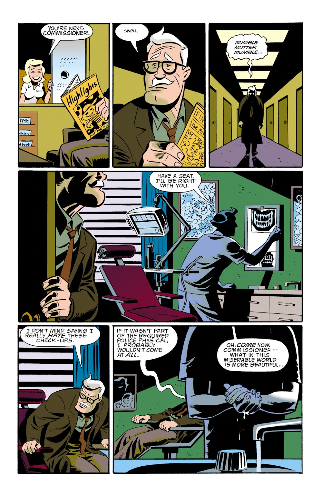 The Batman Adventures: Mad Love Full #1 - English 3