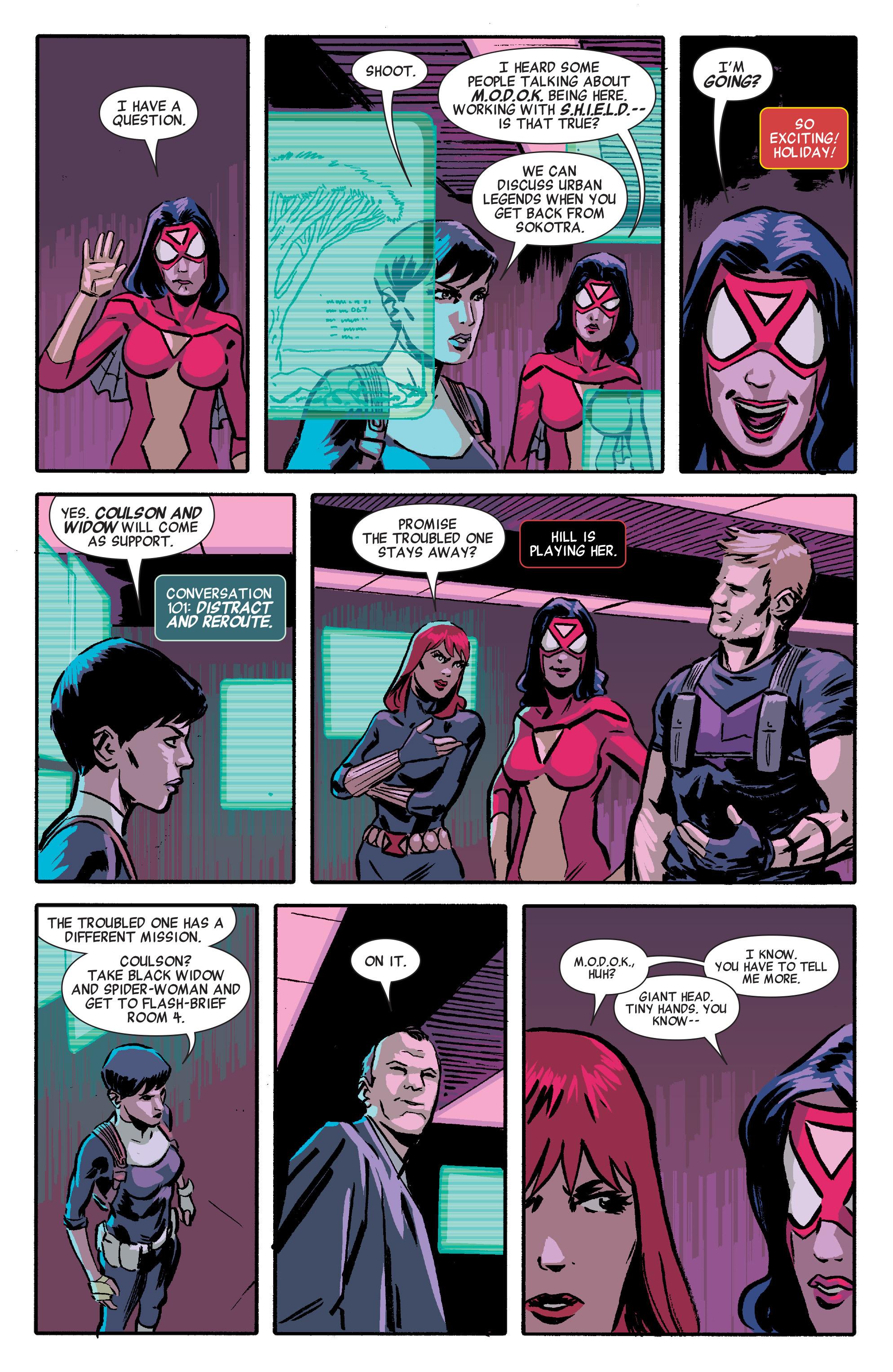 Read online Secret Avengers (2014) comic -  Issue #3 - 6