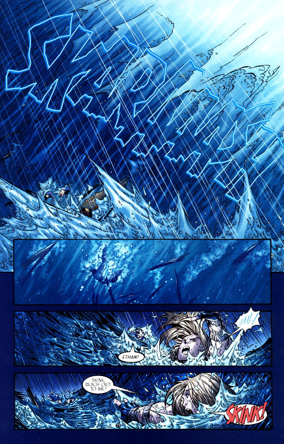 Read online Scion comic -  Issue #5 - 11