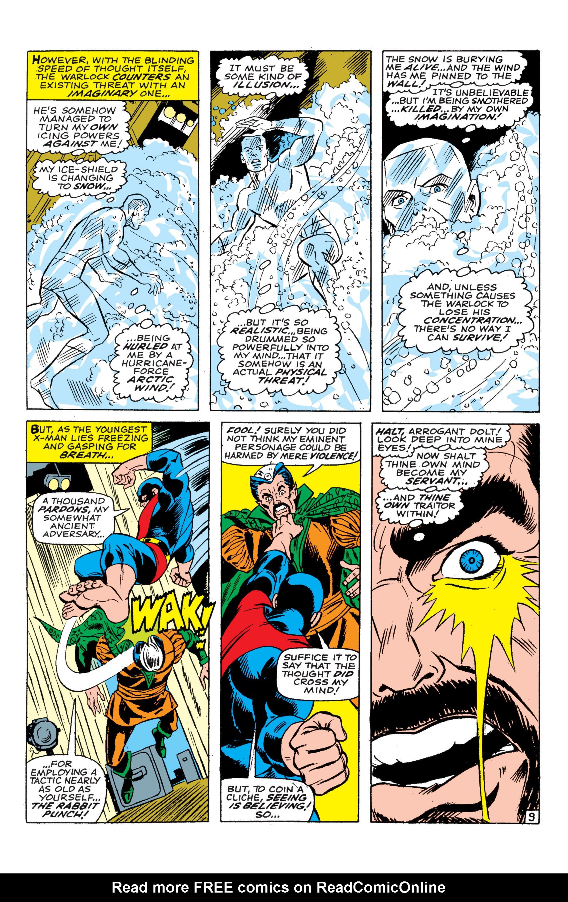 Uncanny X-Men (1963) 47 Page 9