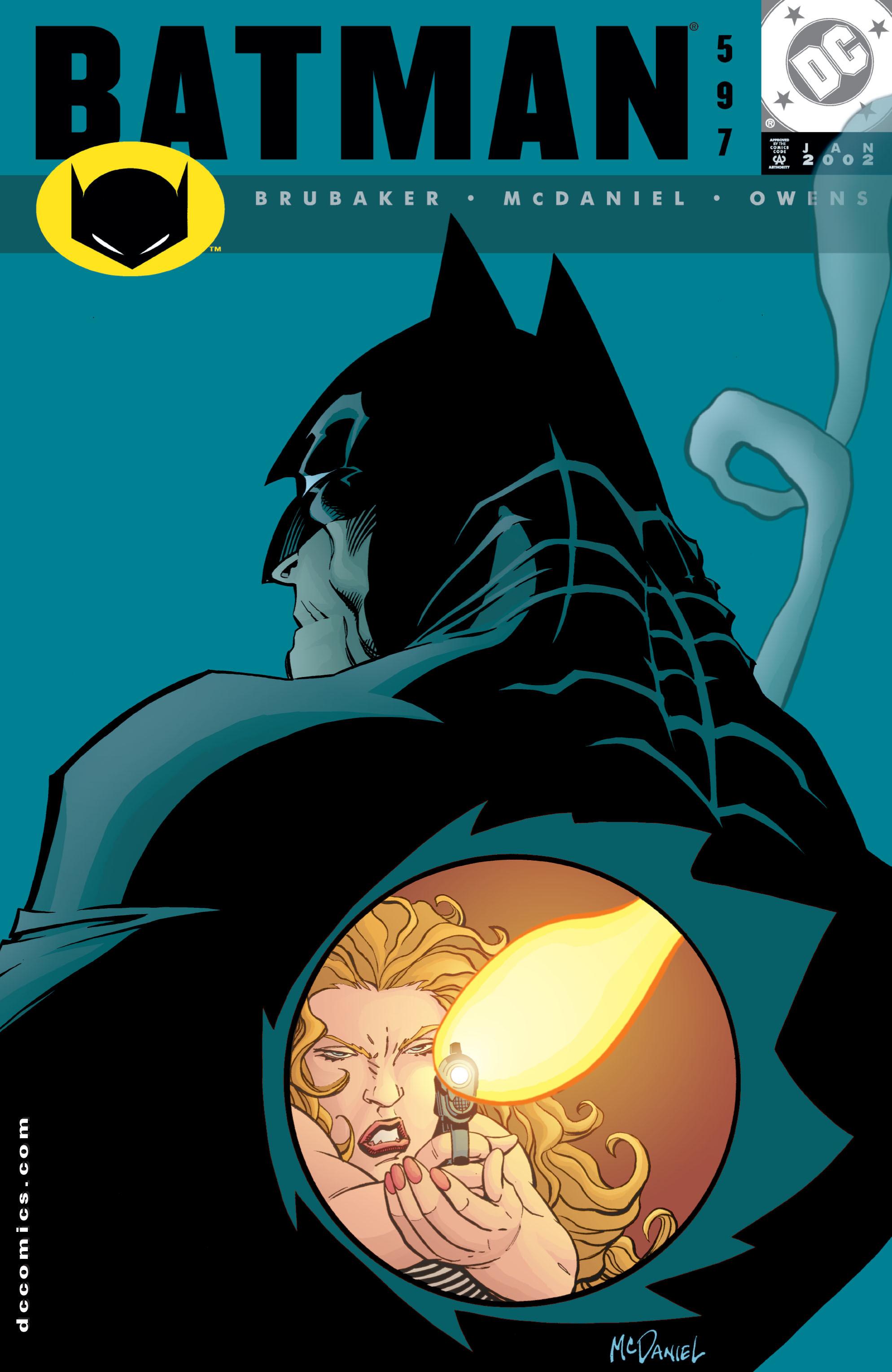 Batman (1940) 597 Page 1