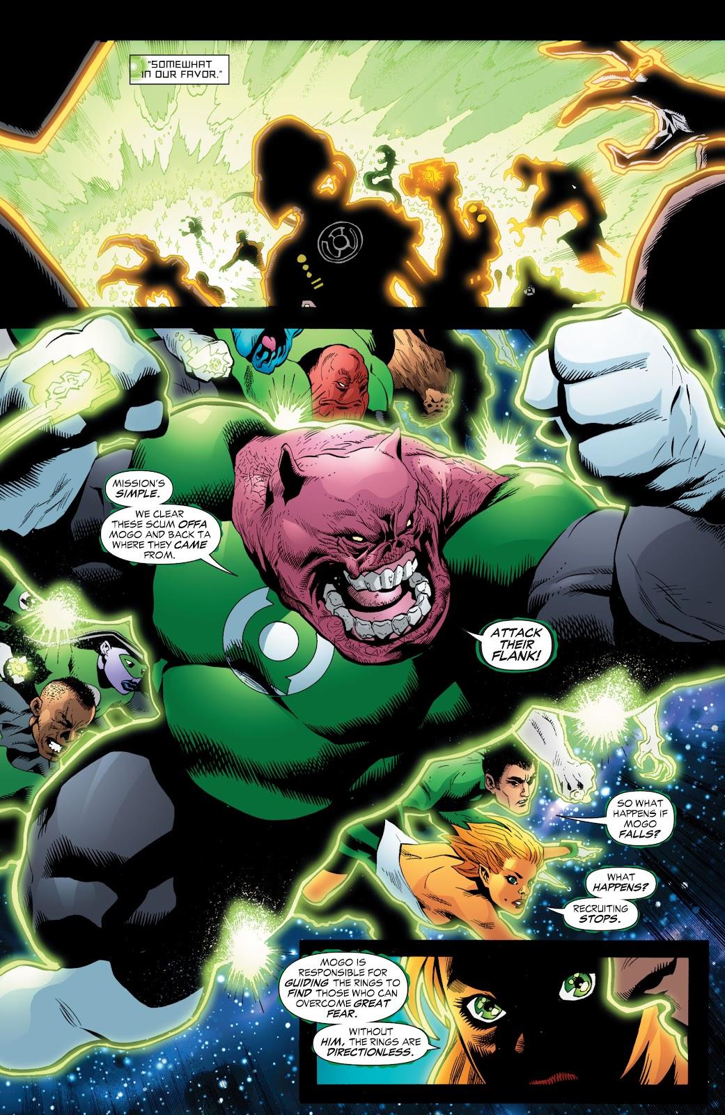 Green Lantern: The Sinestro Corps War Full #1 - English 118