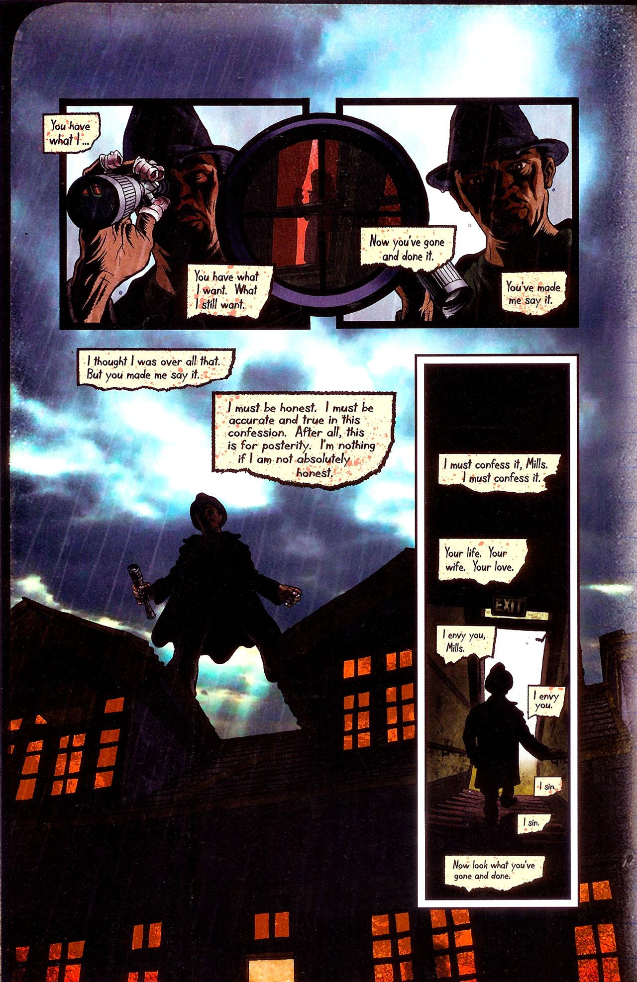 Read online Se7en comic -  Issue #6 - 14