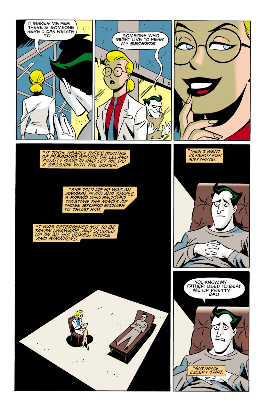 The Batman Adventures: Mad Love Full #1 - English 26