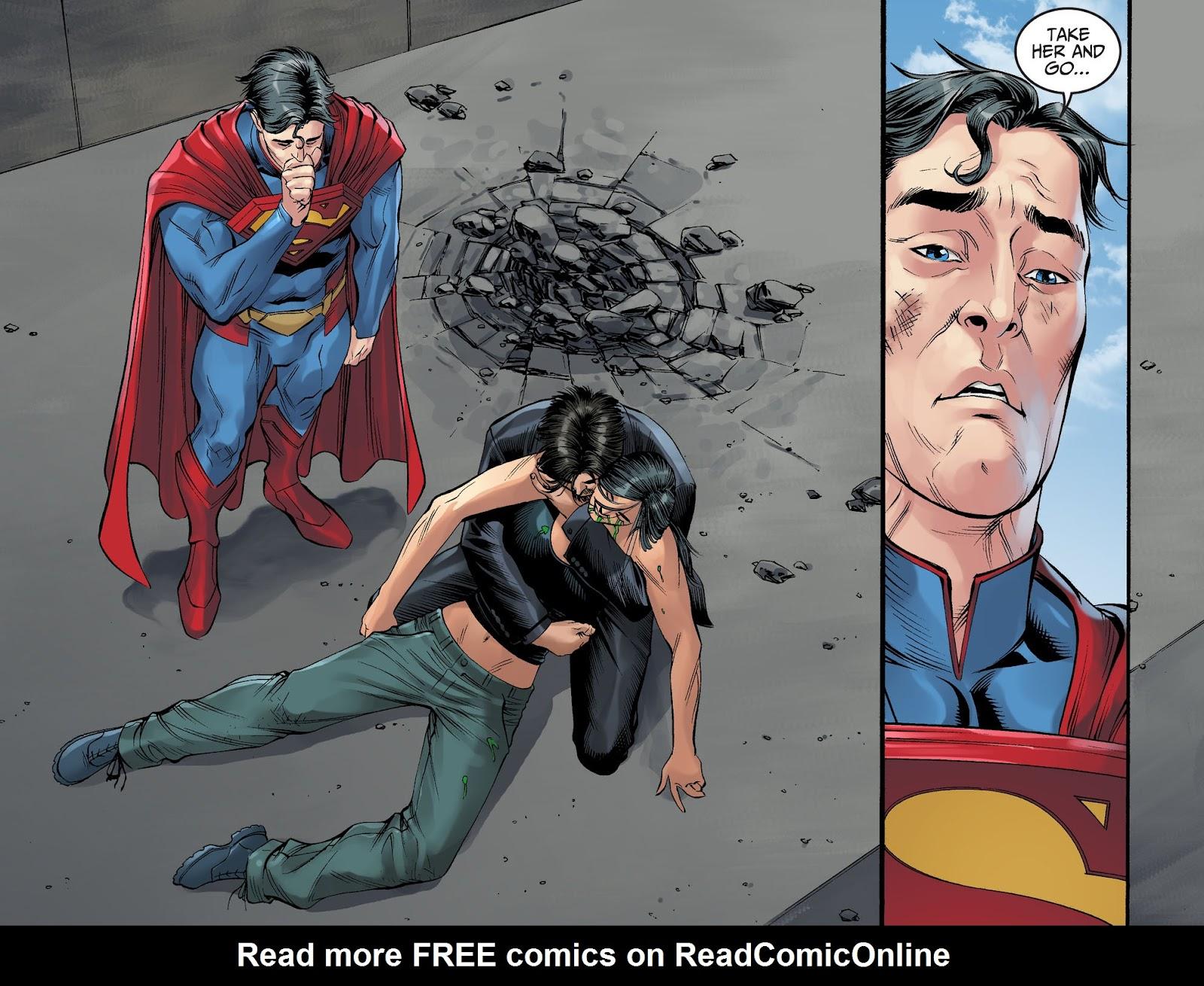 Injustice: Gods Among Us Year Four Issue #4 #5 - English 16