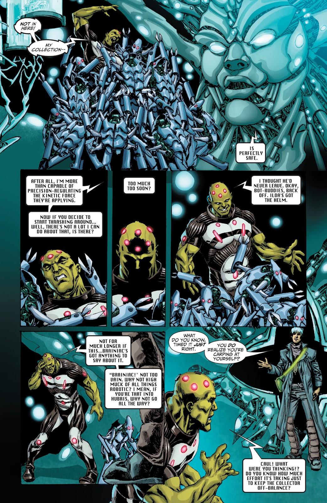 Threshold (2013) Issue #6 #6 - English 8