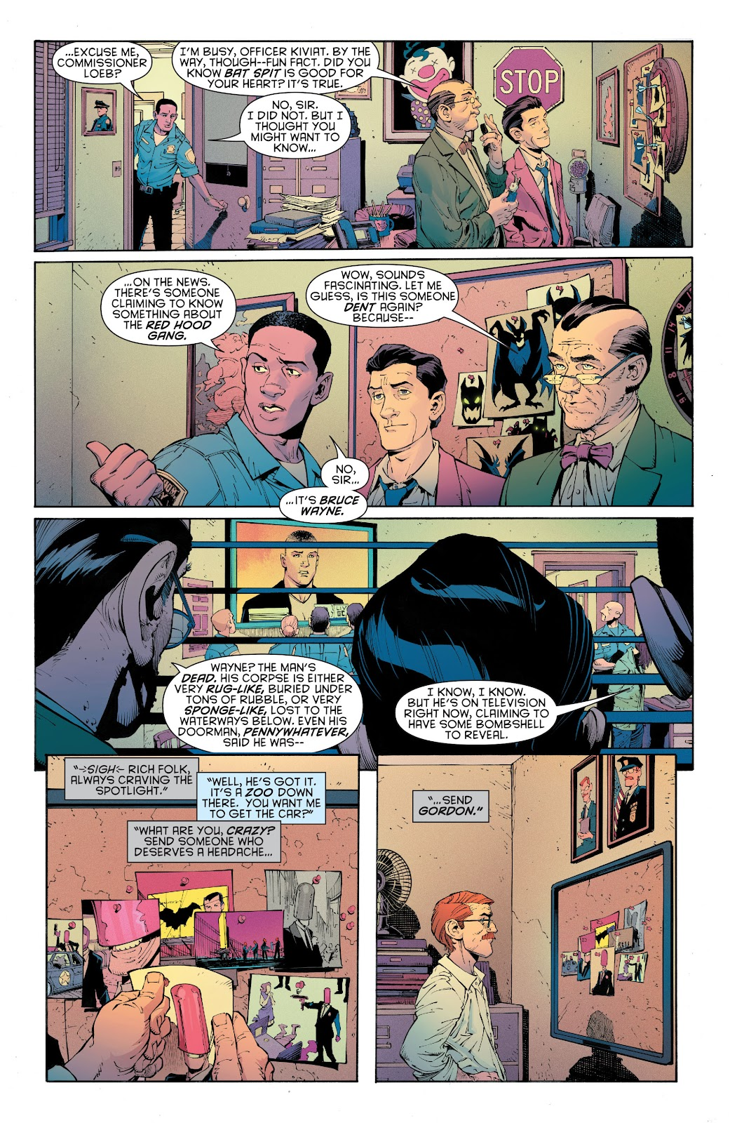 Batman (2011) Issue #24 #43 - English 16