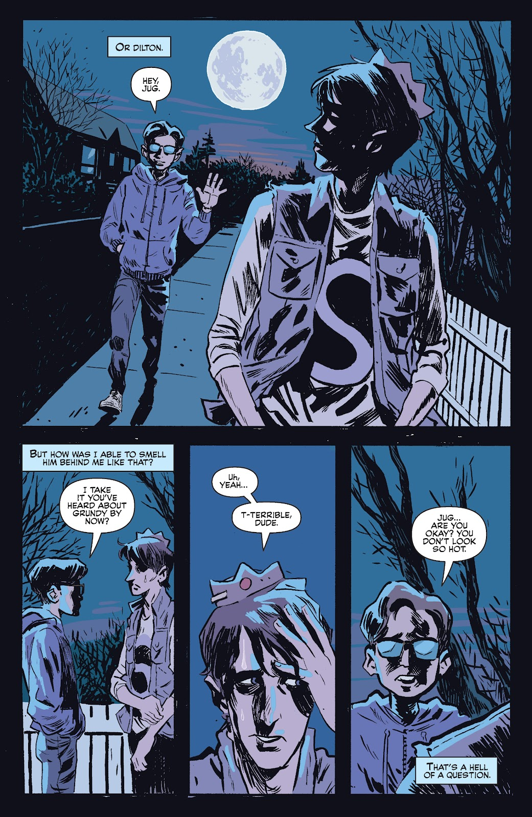 Jughead The Hunger Issue #0 #1 - English 15