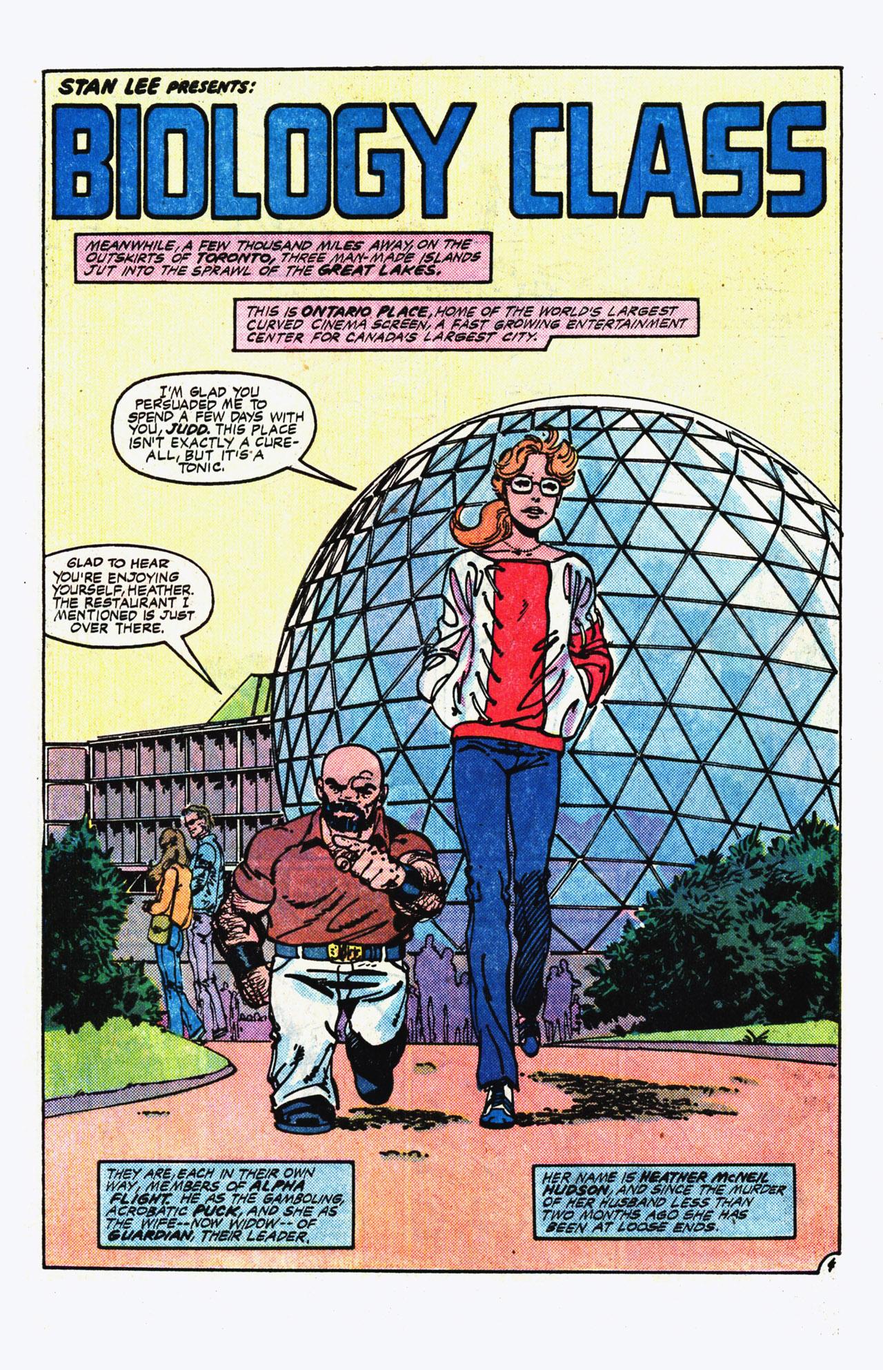 Alpha Flight (1983) 14 Page 4