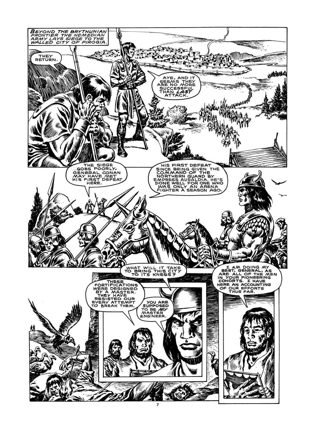 The Savage Sword Of Conan Issue #148 #149 - English 7
