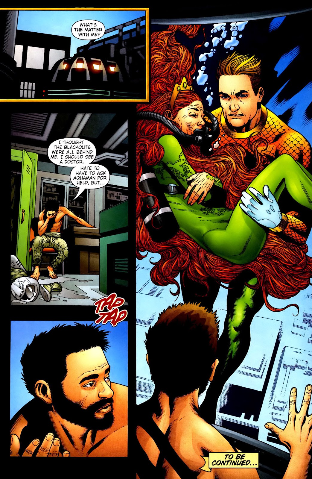 Aquaman (2003) Issue #34 #34 - English 23