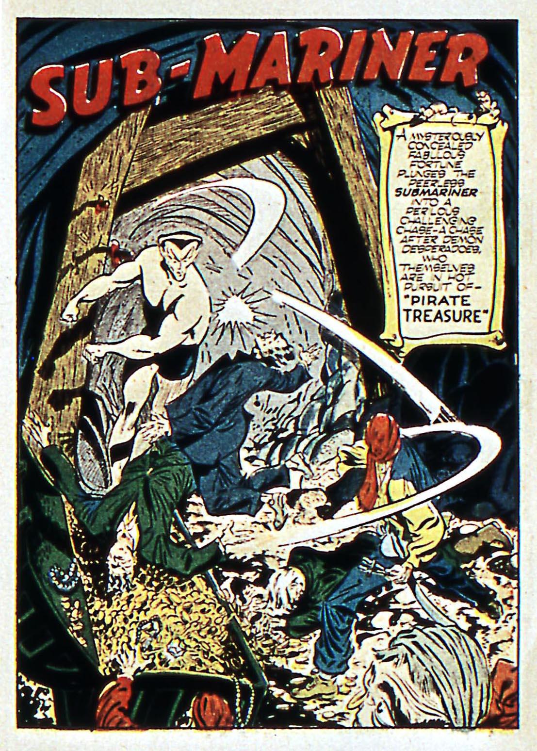 Sub-Mariner Comics Issue #17 #17 - English 15