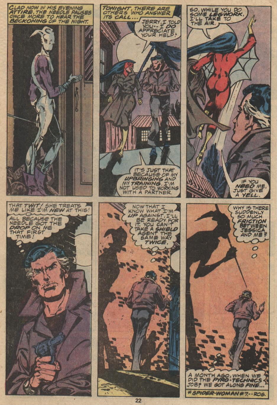 Spider-Woman (1978) #9 #42 - English 14
