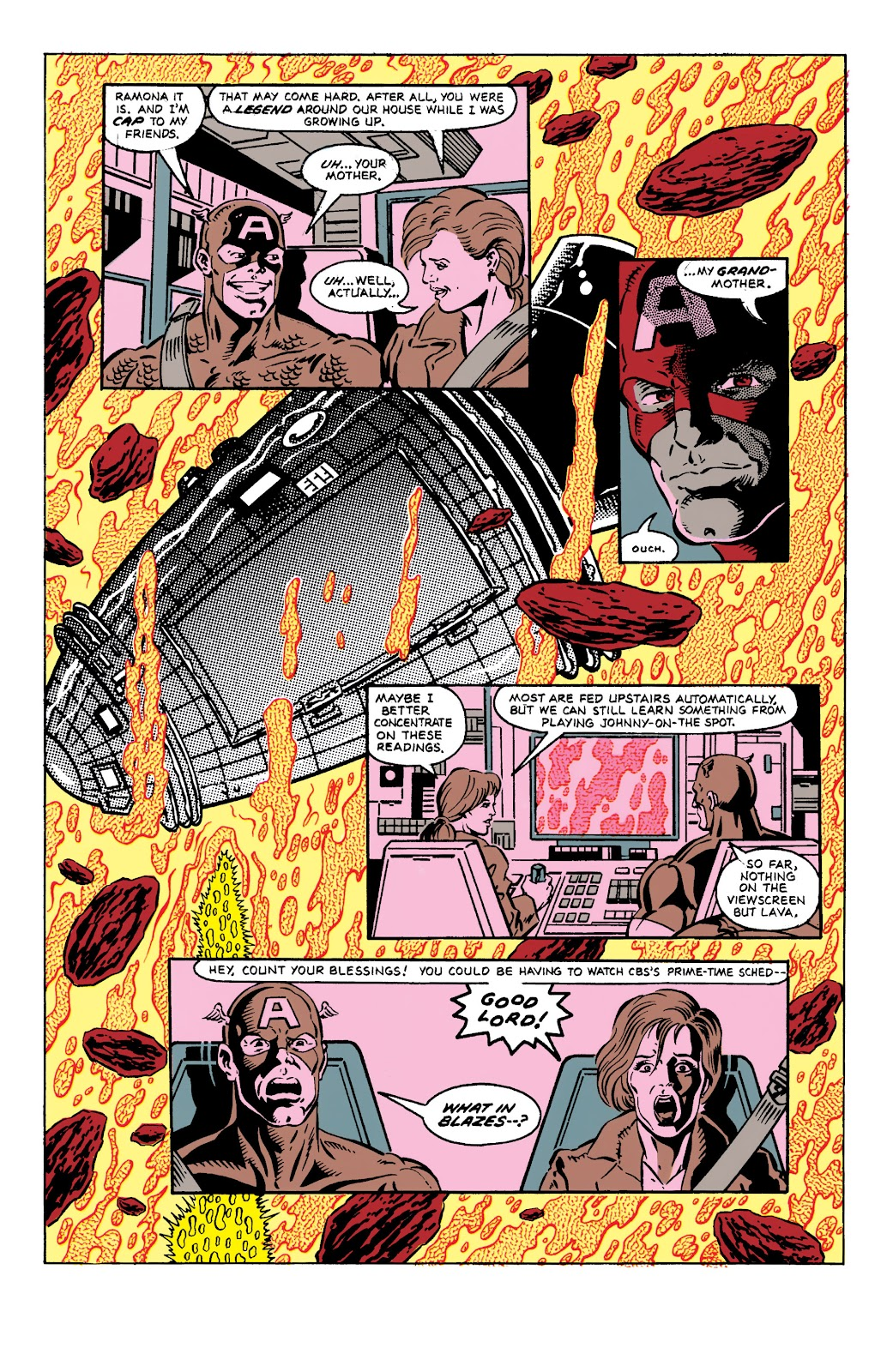 Captain America (1968) _Annual 9 #9 - English 4