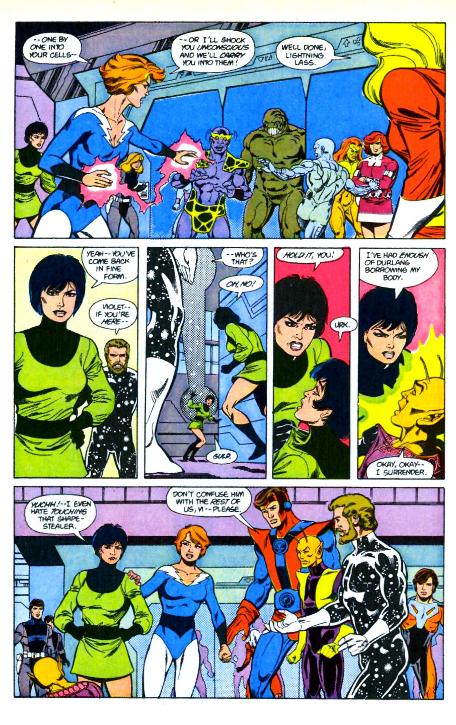 Tales of the Legion Issue #346 #33 - English 21