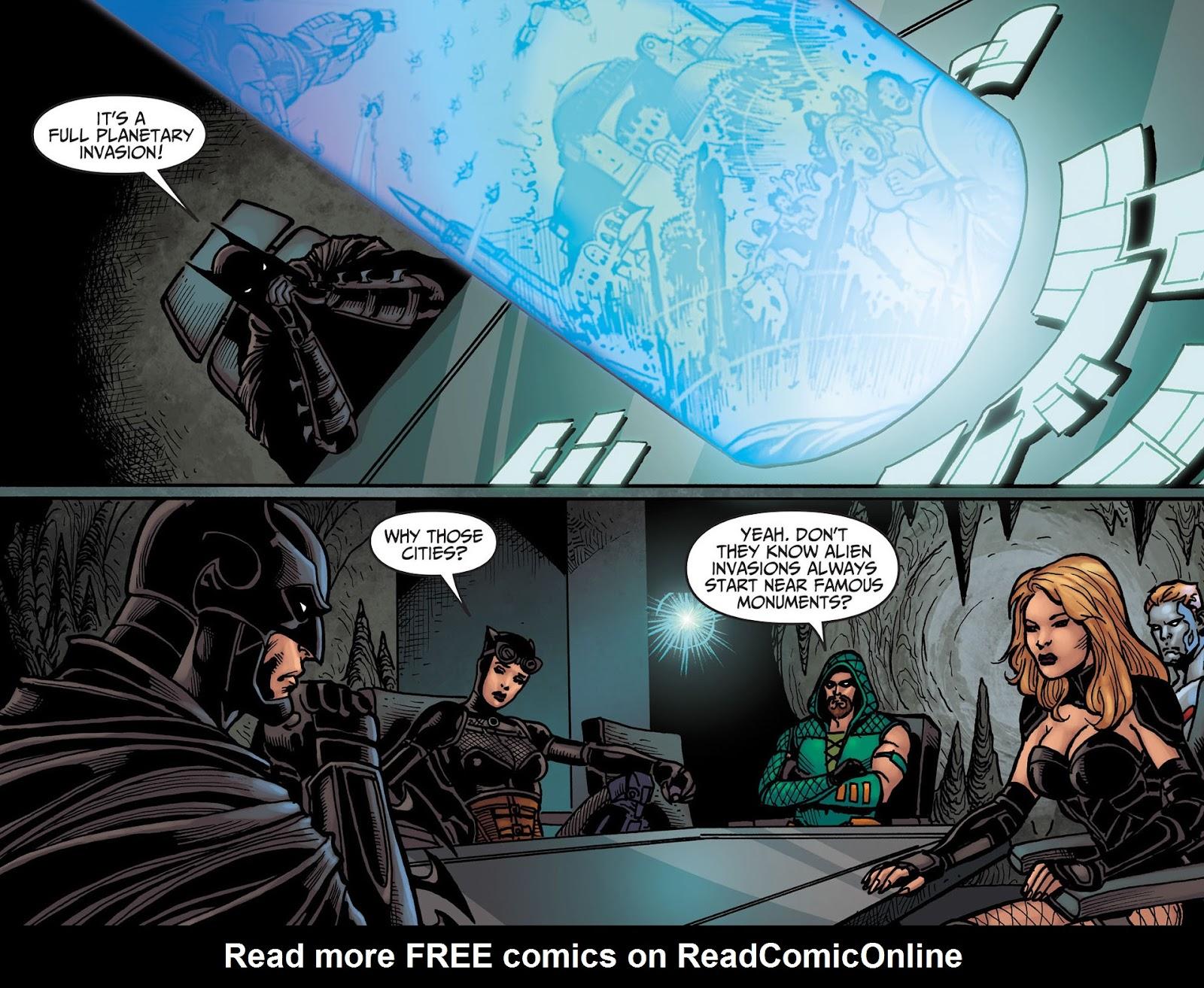 Injustice: Gods Among Us [I] Issue #23 #24 - English 13