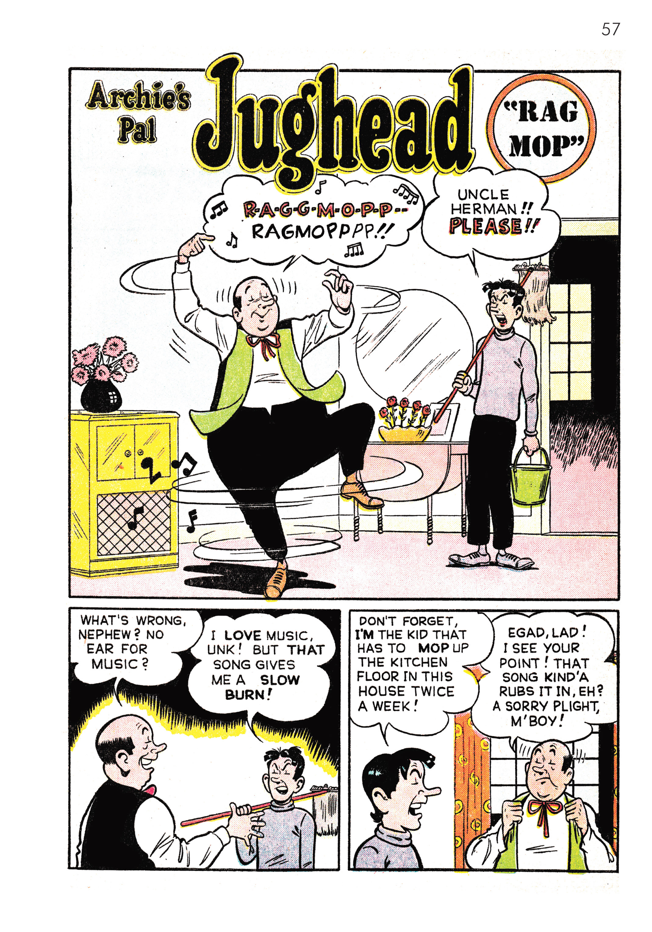 Read online The Best of Archie Comics comic -  Issue # TPB 4 (Part 1) - 58