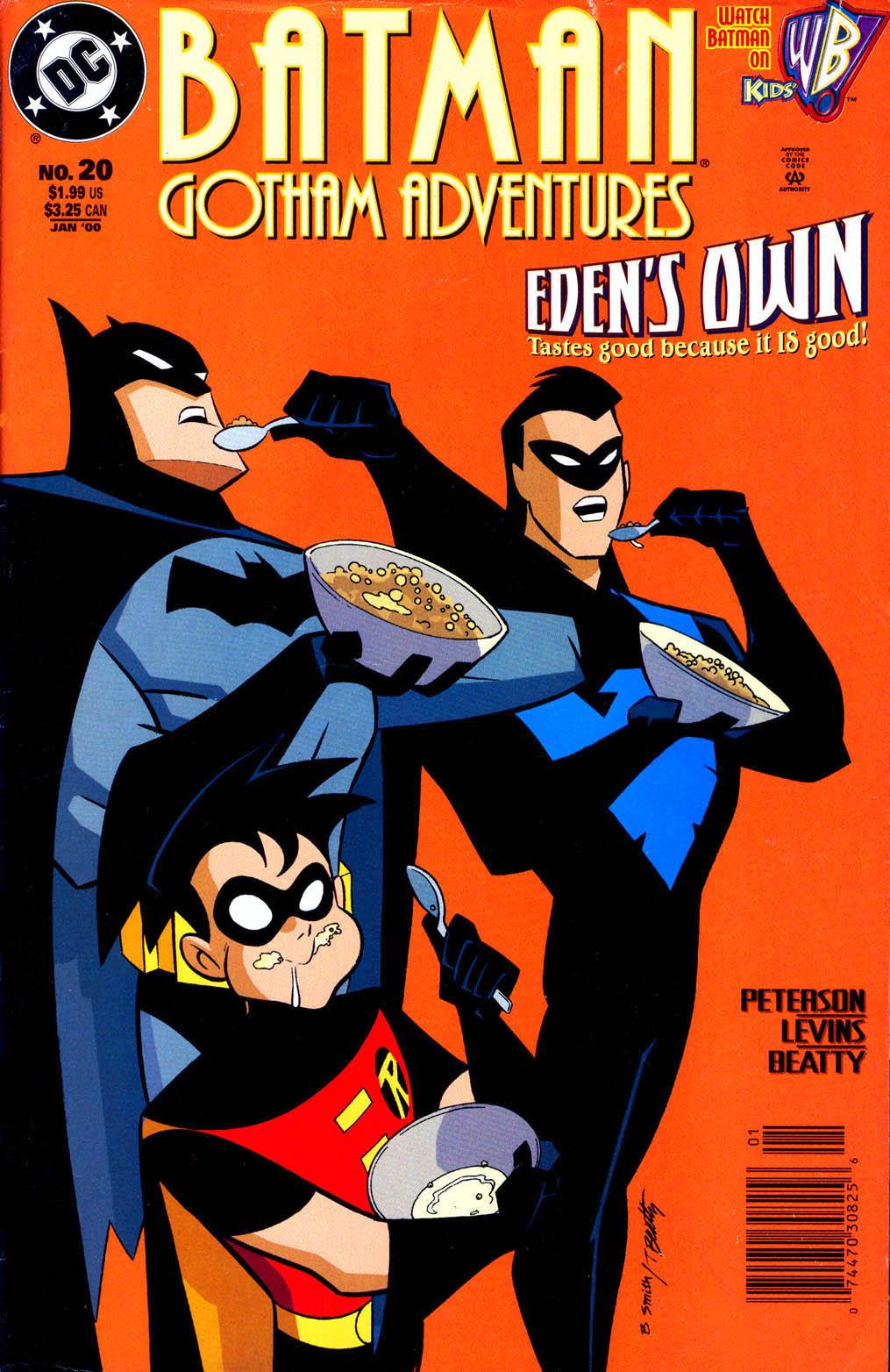 Batman: Gotham Adventures 20 Page 1