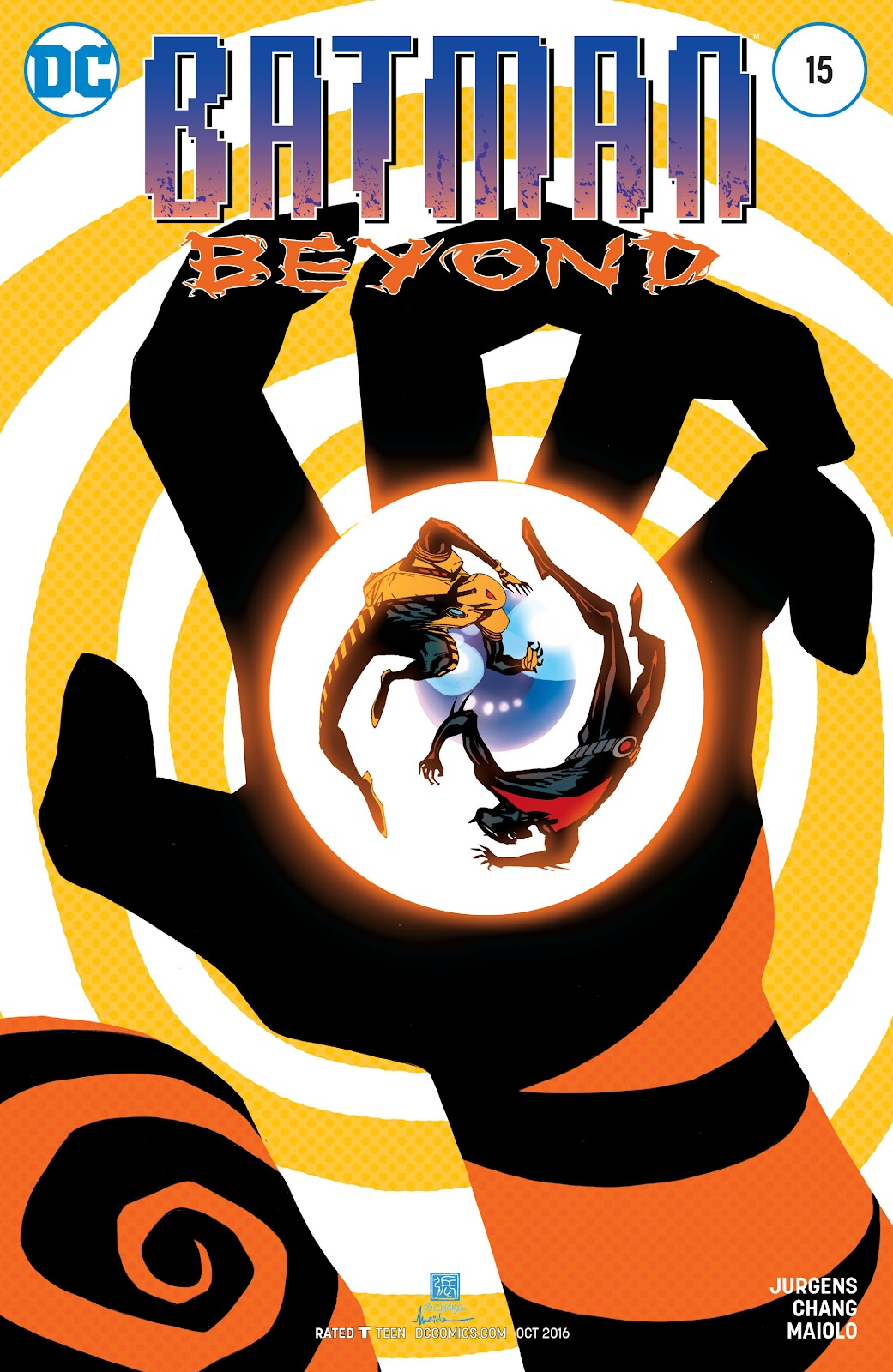 Batman Beyond (2015) Issue #15 #15 - English 1