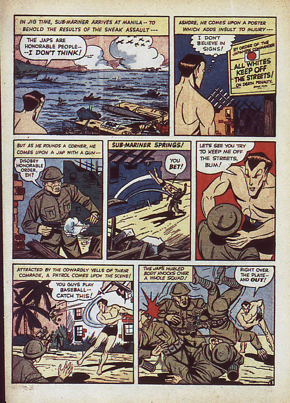 Sub-Mariner Comics Issue #5 #5 - English 29