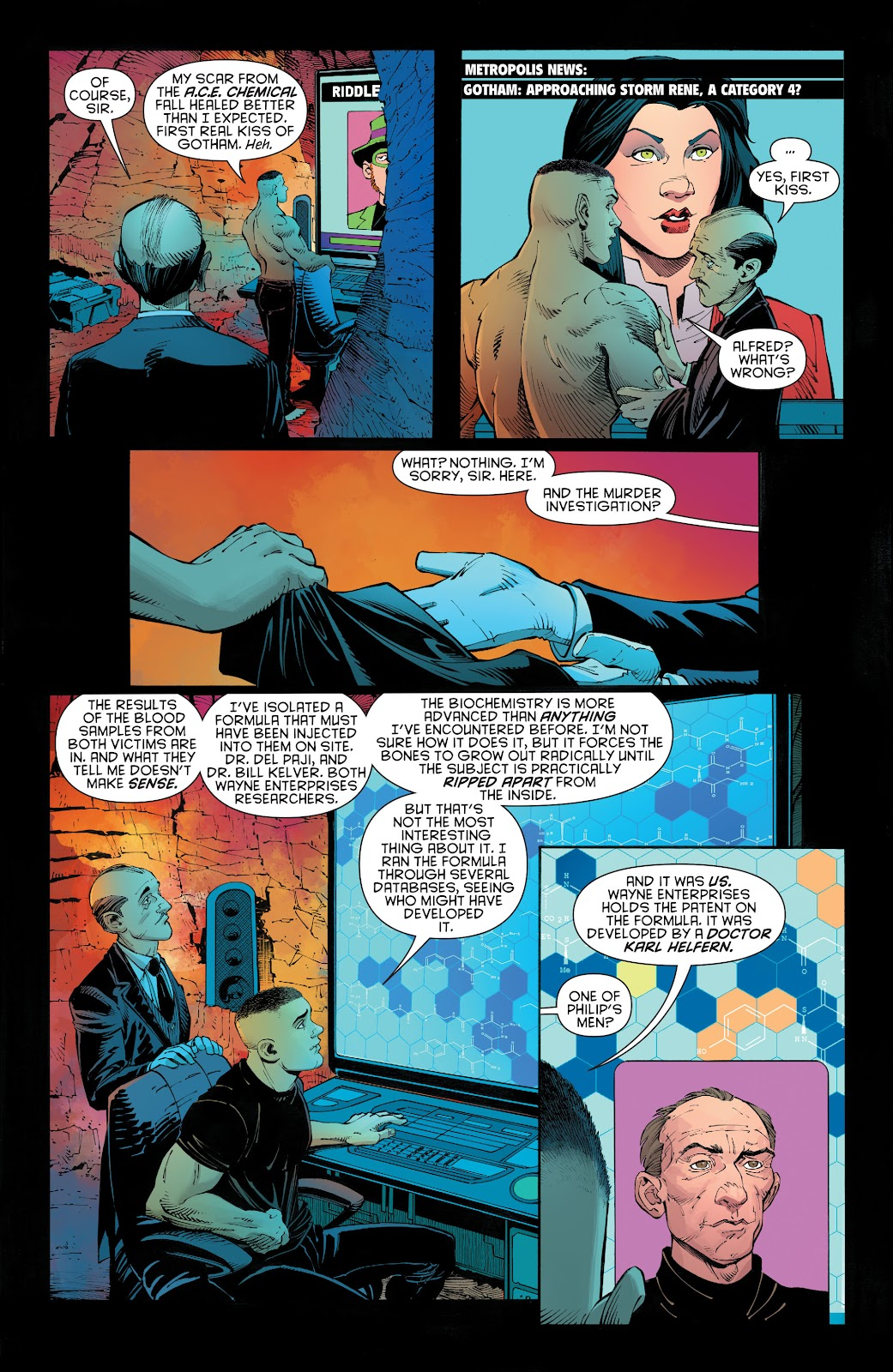 Batman (2011) Issue #25 #44 - English 14