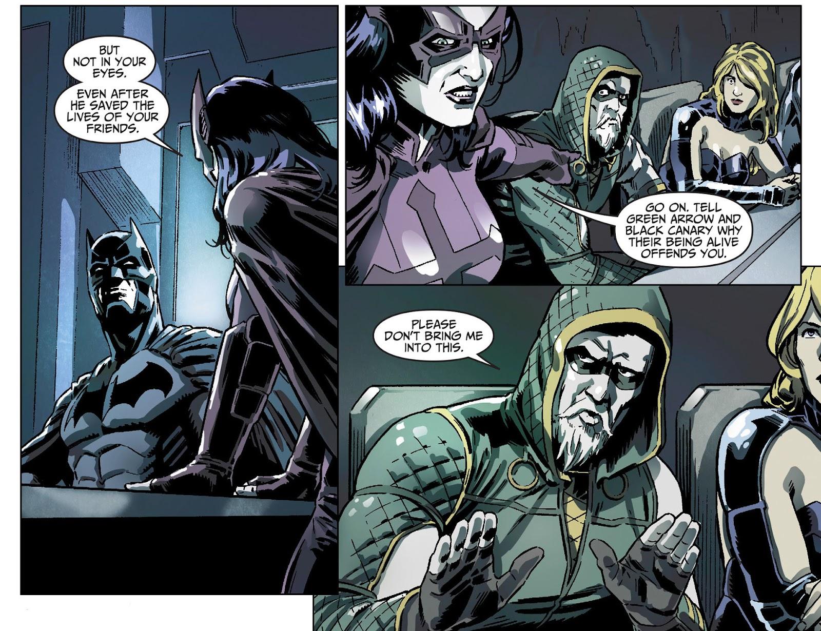 Injustice: Gods Among Us [I] Issue #25 #26 - English 8