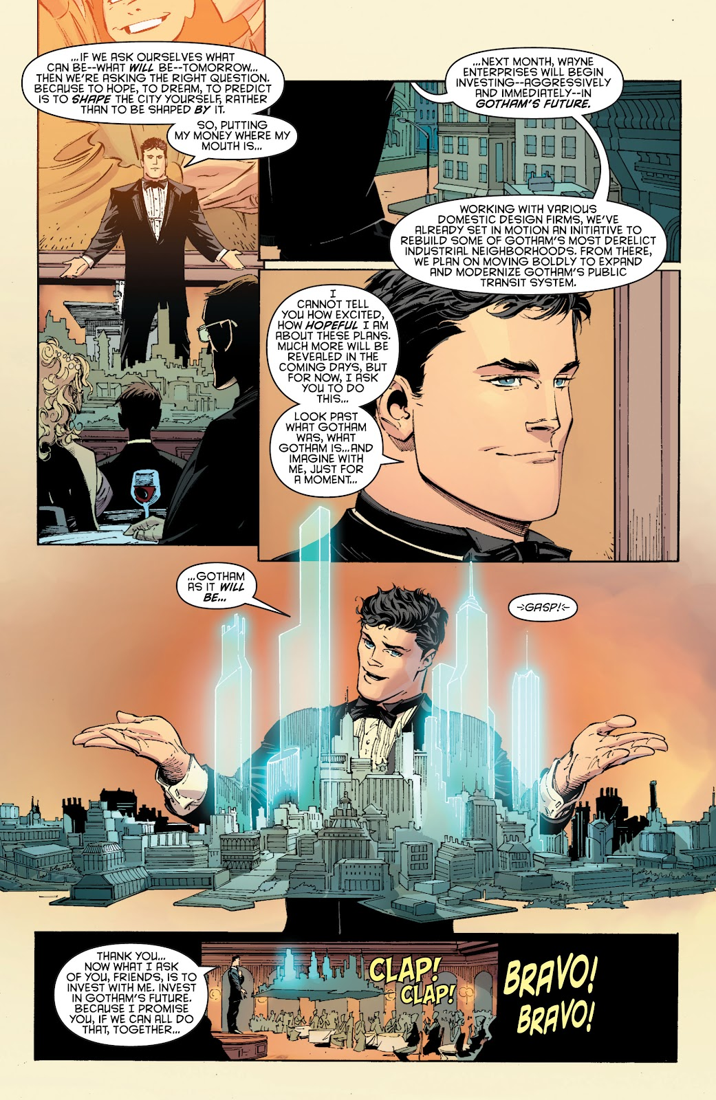 Batman (2011) Issue #1 #16 - English 15
