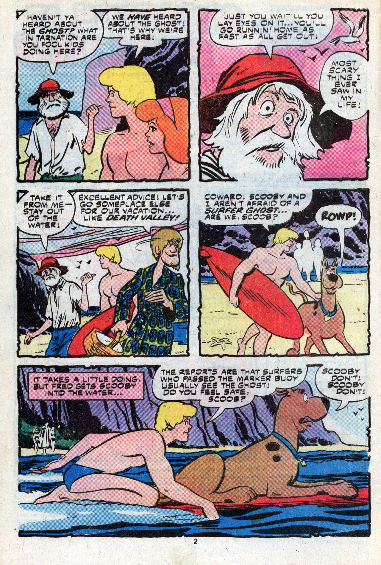 Read online Scooby-Doo (1977) comic -  Issue #9 - 4