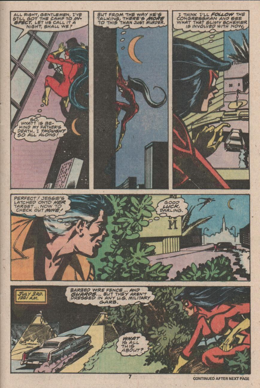Spider-Woman (1978) Issue #7 #7 - English 6