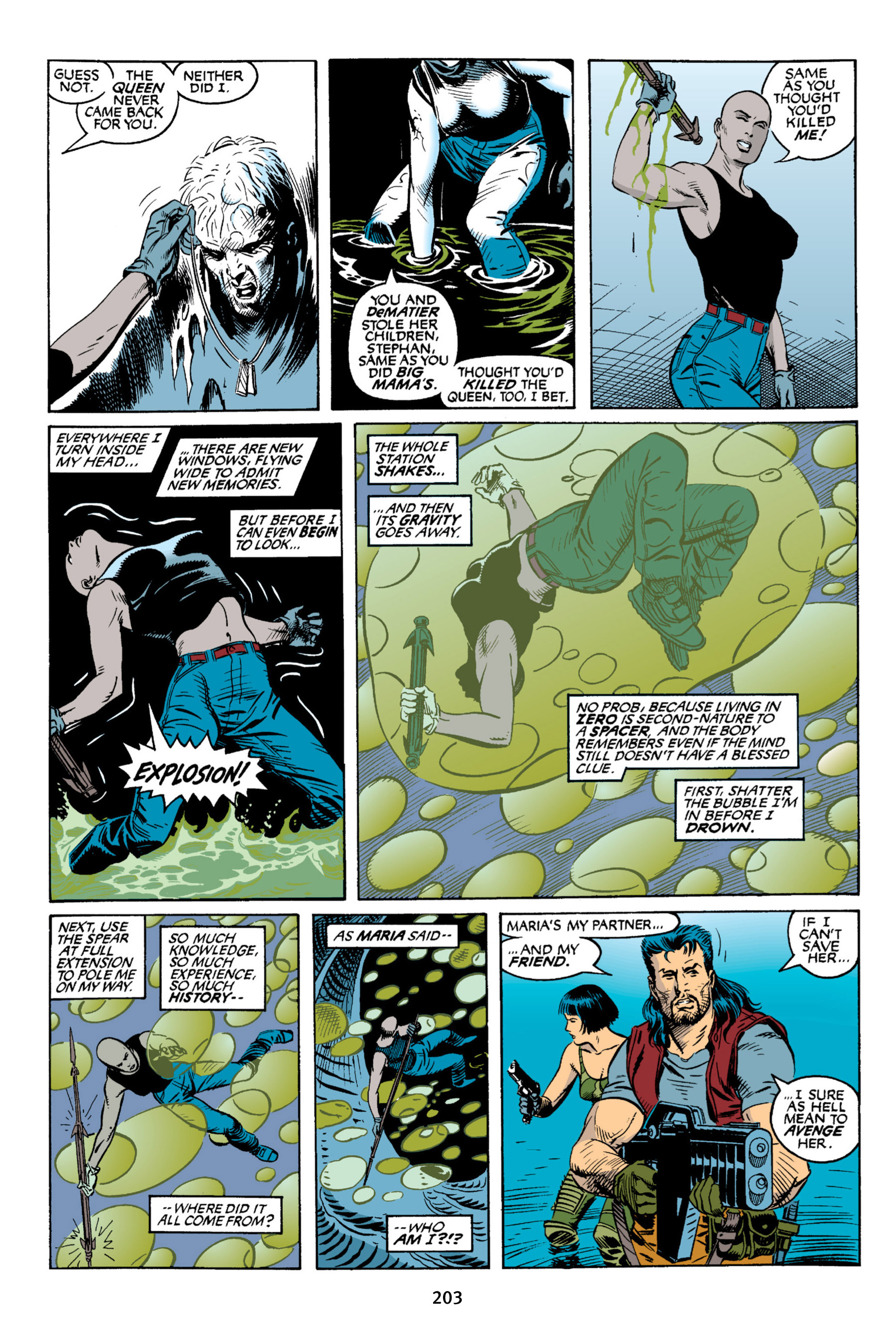 Aliens vs. Predator Omnibus _TPB_2_Part_2 Page 89