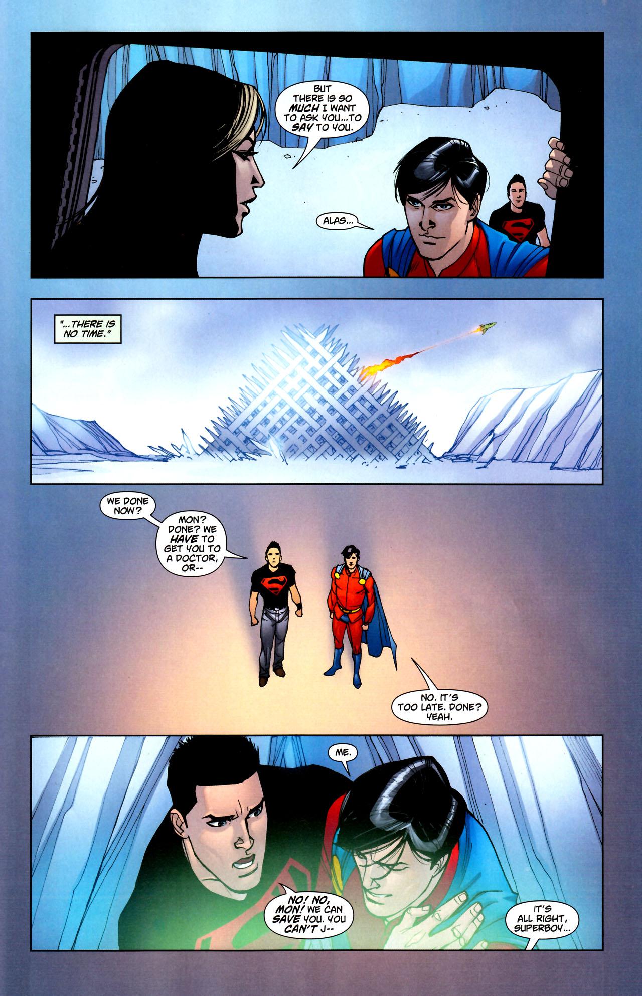 Read online Adventure Comics (2009) comic -  Issue #11 - 22