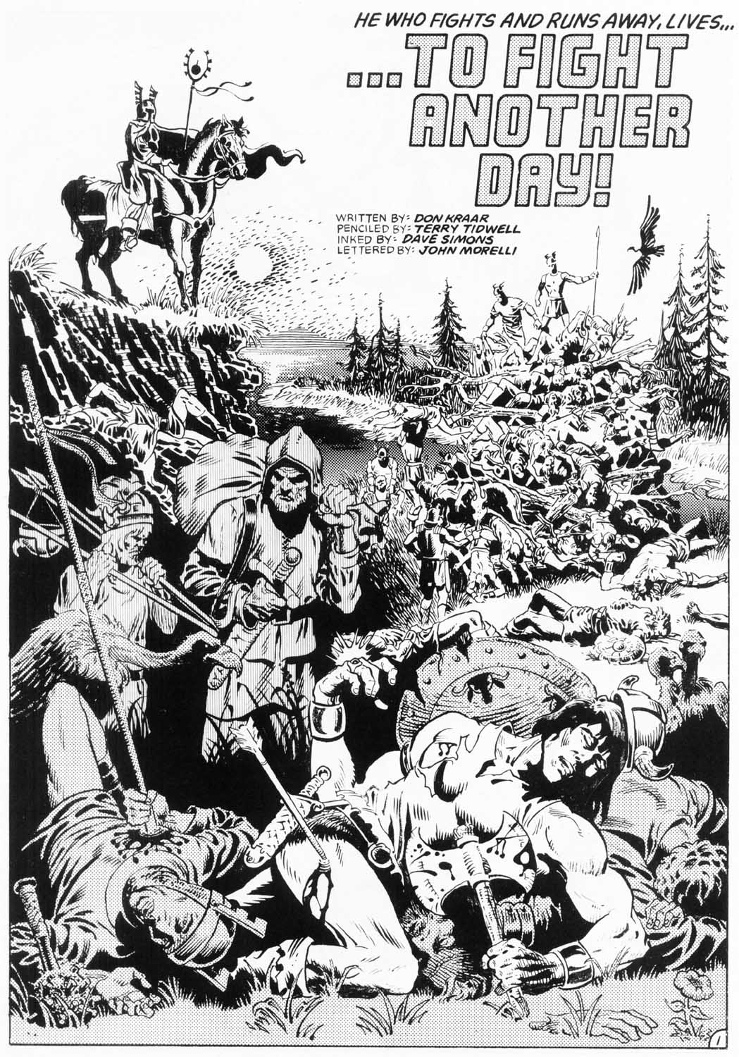 The Savage Sword Of Conan Issue #154 #155 - English 51