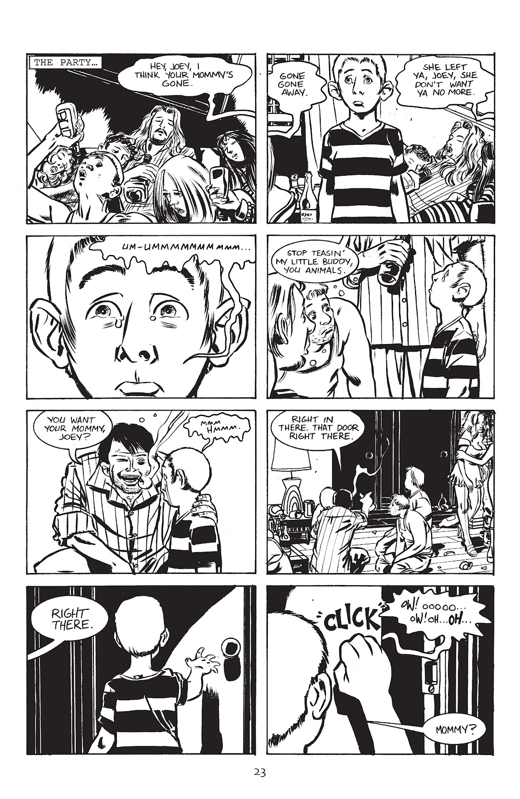 Stray Bullets Issue #3 #3 - English 25