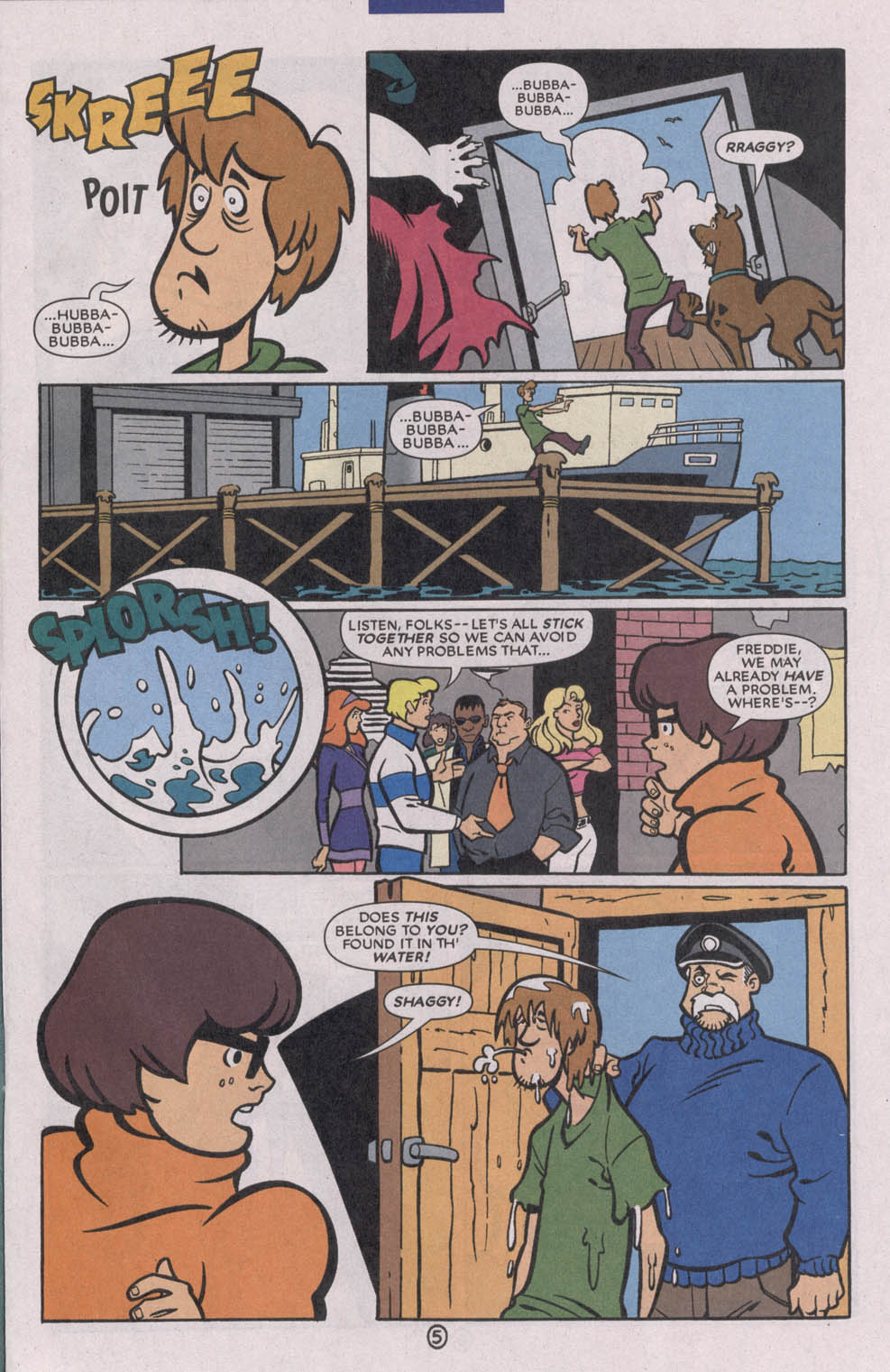 Read online Scooby-Doo (1997) comic -  Issue #76 - 9