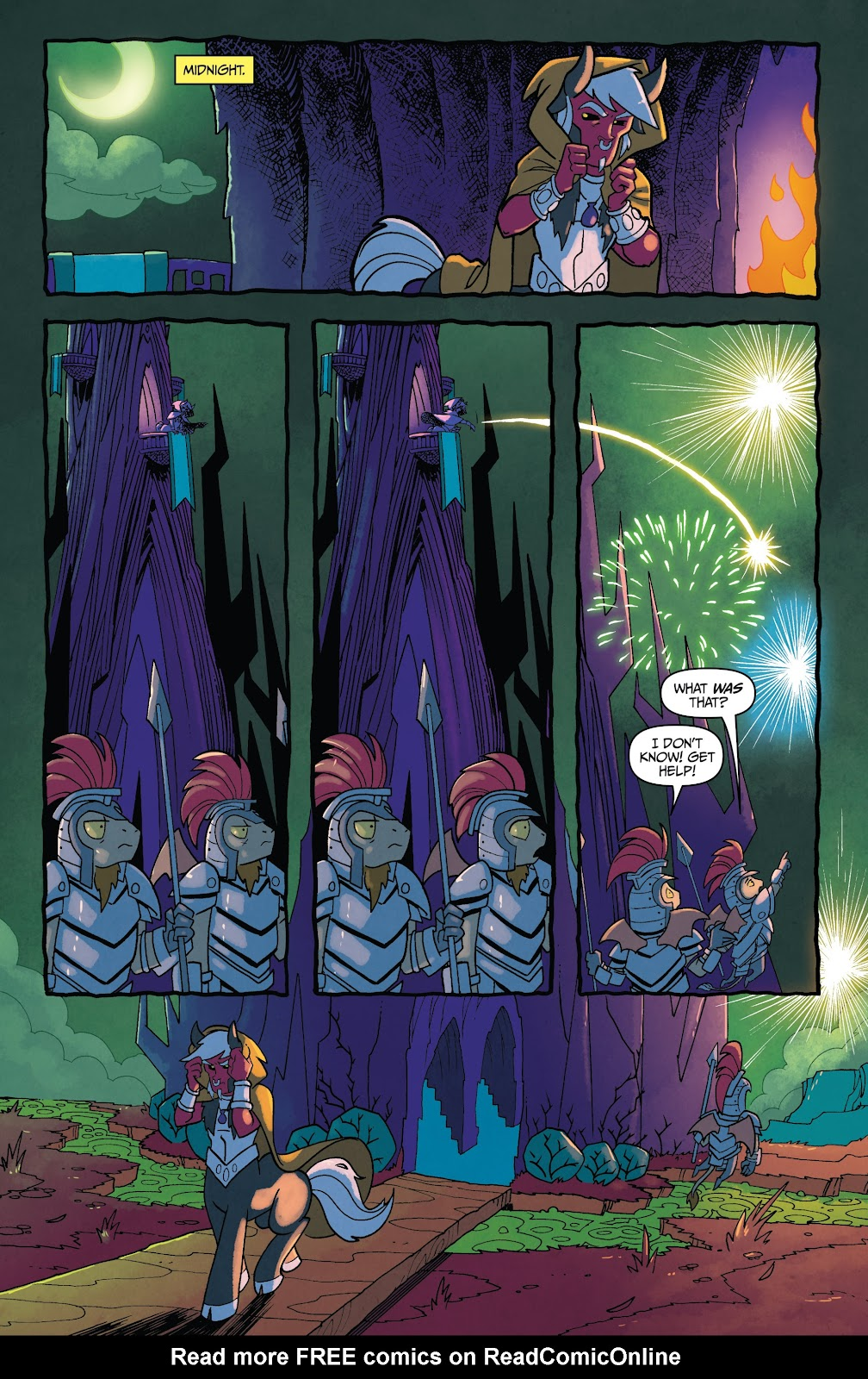 My Little Pony: Fiendship is Magic Issue #2 #2 - English 12