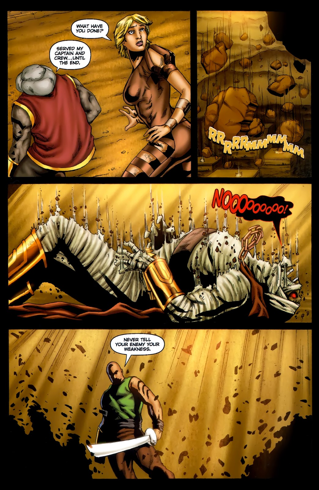 1001 Arabian Nights: The Adventures of Sinbad Issue #13 Page 19