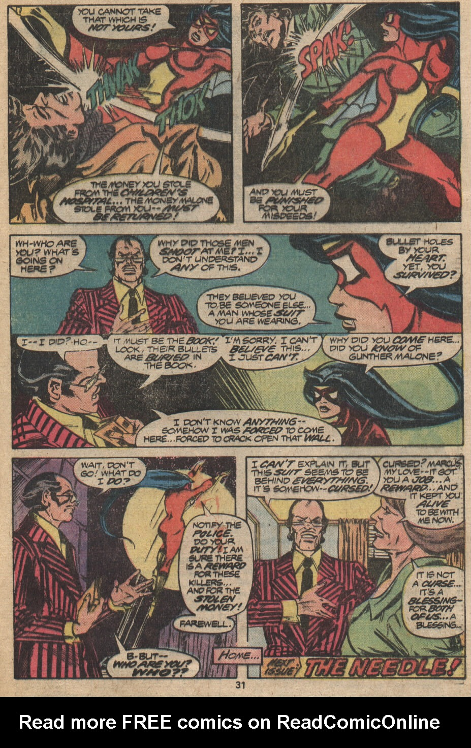 Spider-Woman (1978) Issue #8 #8 - English 18