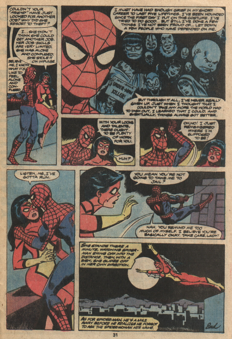 Spider-Woman (1978) Issue #20 #20 - English 19