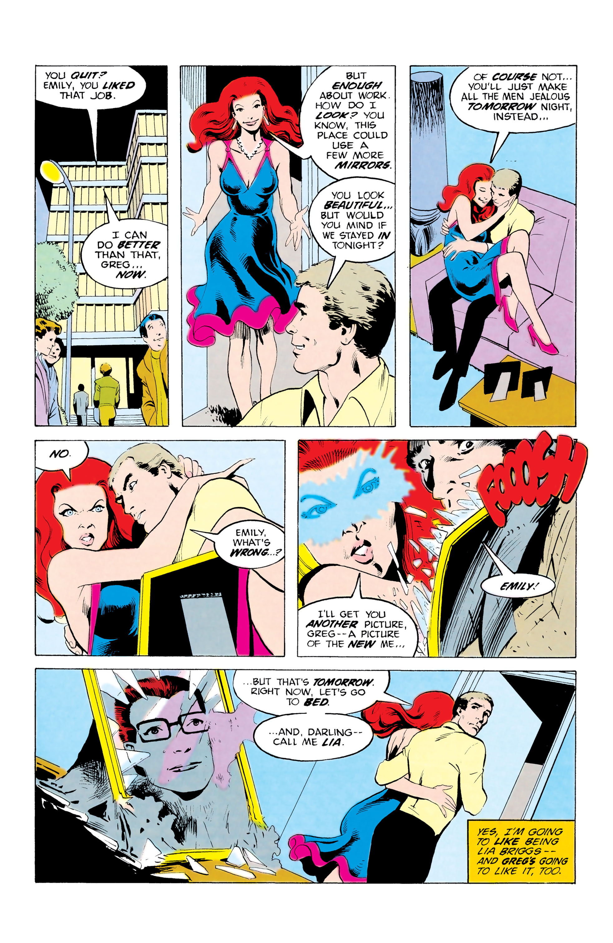 Batman and the Outsiders (1983) 32 Page 22