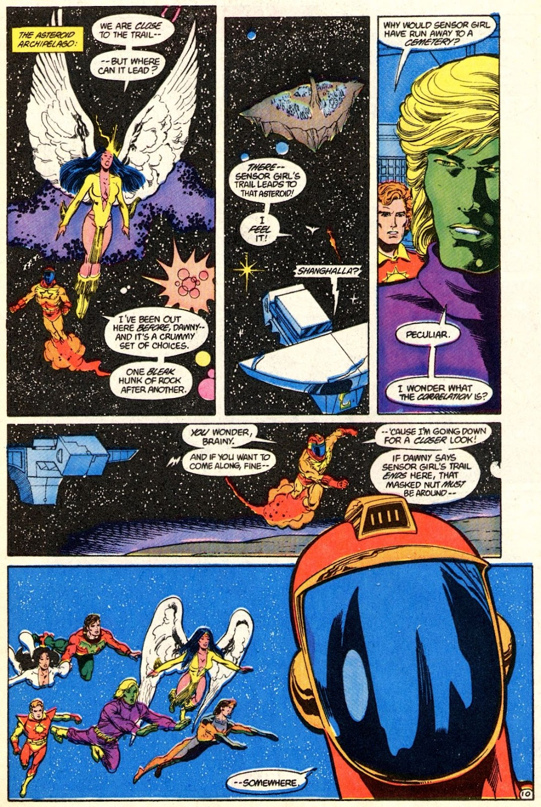 Tales of the Legion Issue #350 #37 - English 11