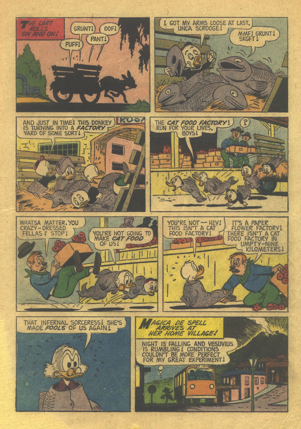 Uncle Scrooge (1953) Issue #36 #36 - English 13