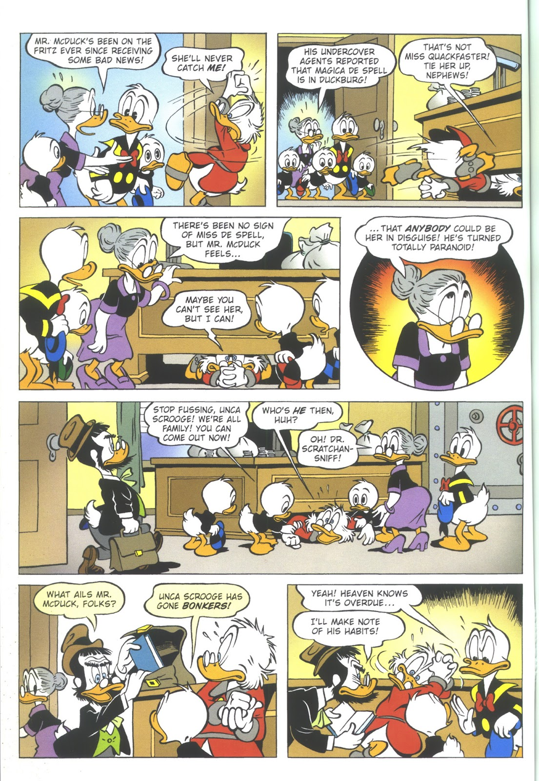 Uncle Scrooge (1953) Issue #352 #352 - English 46