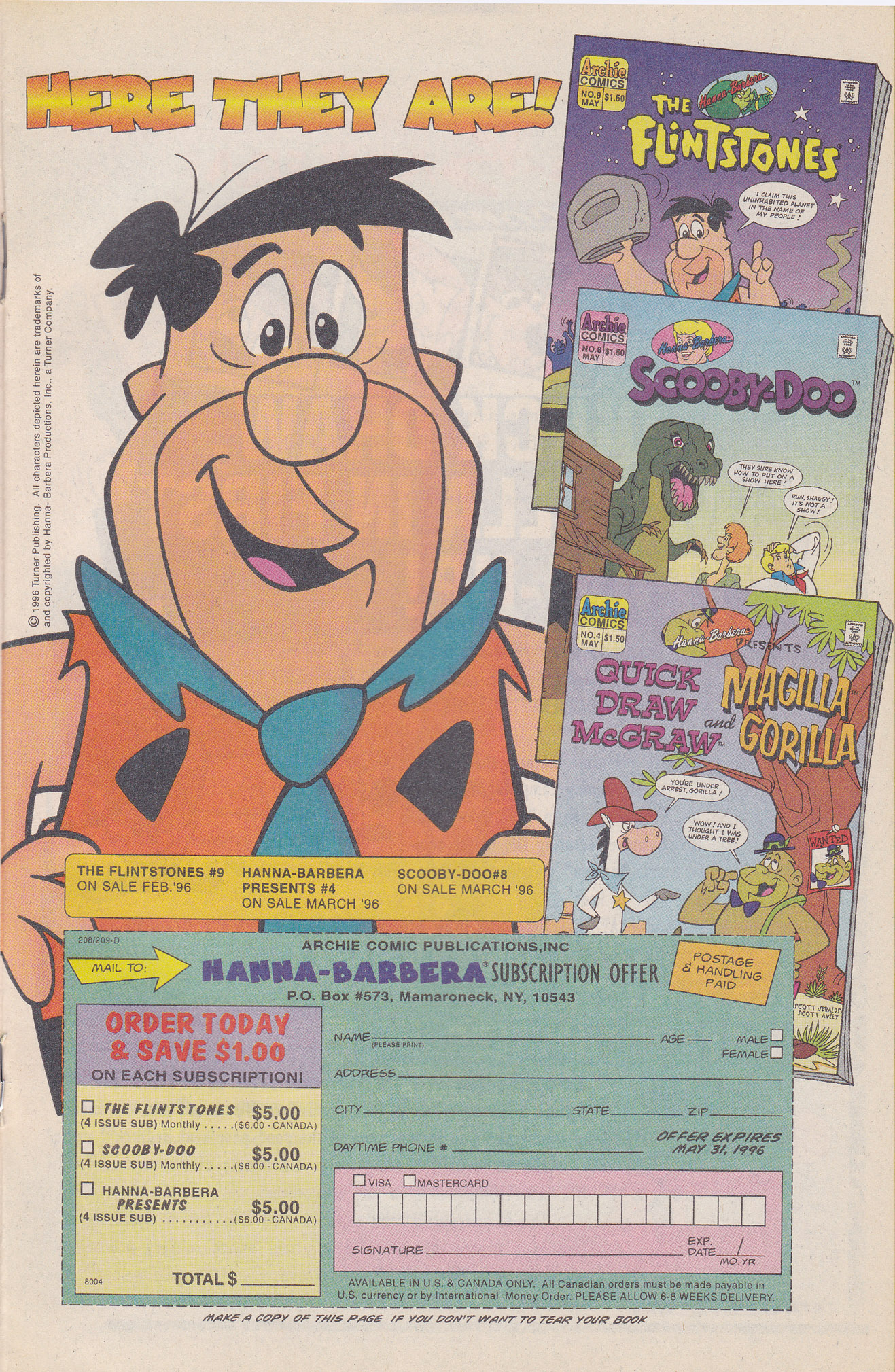 Read online Scooby-Doo (1995) comic -  Issue #8 - 19