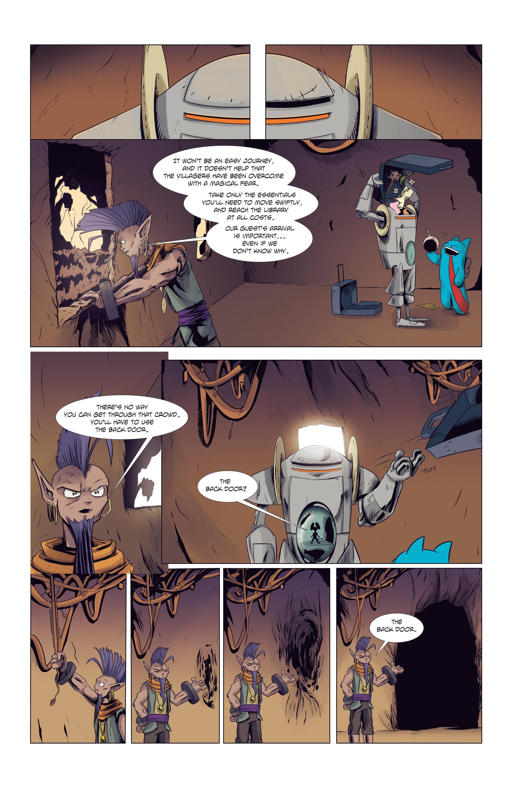 The Adventures of Miru chap 1 pic 29