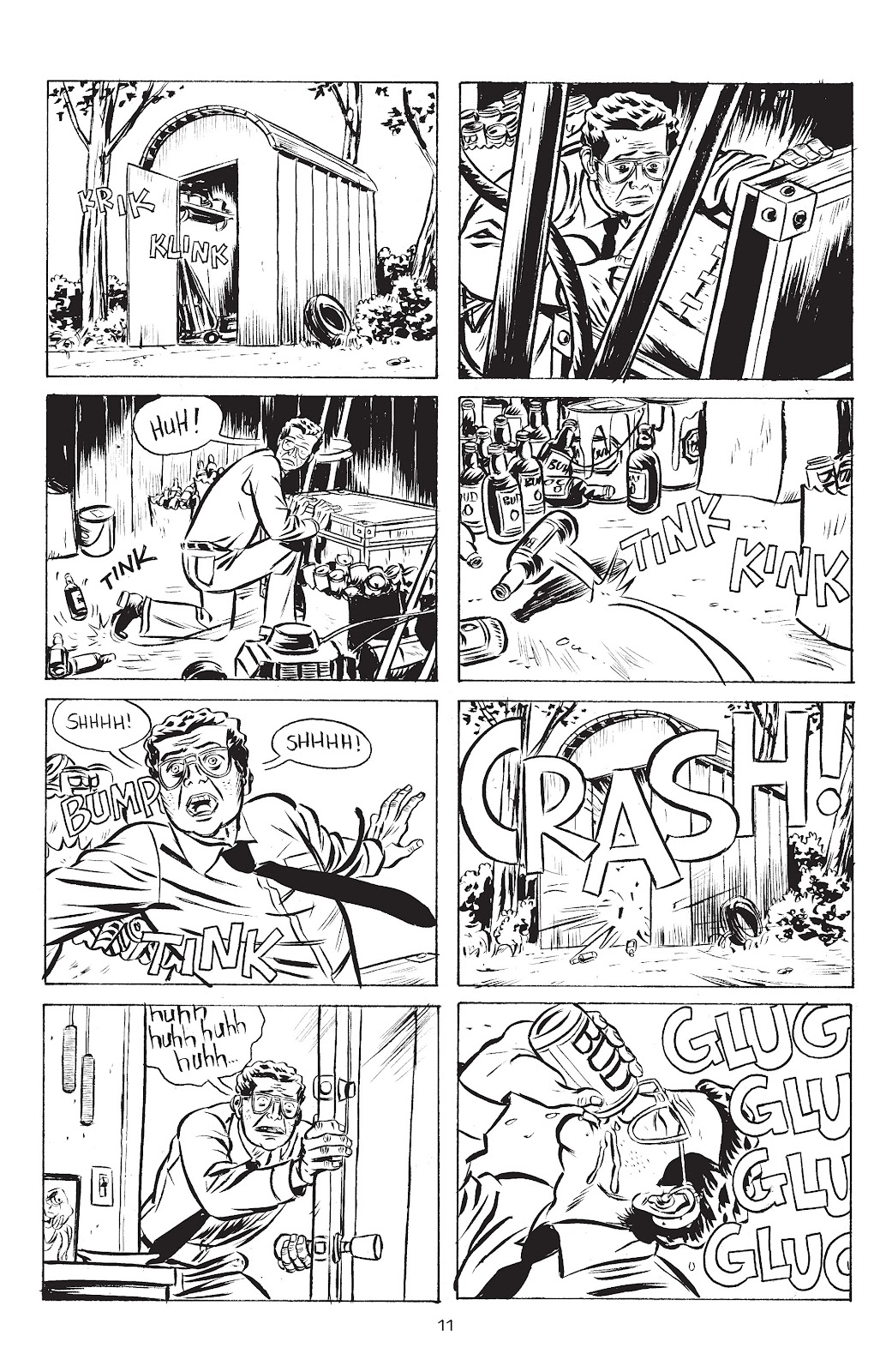 Stray Bullets Issue #40 #40 - English 13