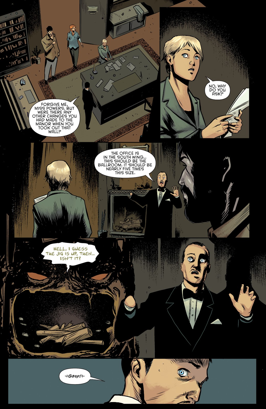 Batman (2011) Annual 4 #14 - English 12