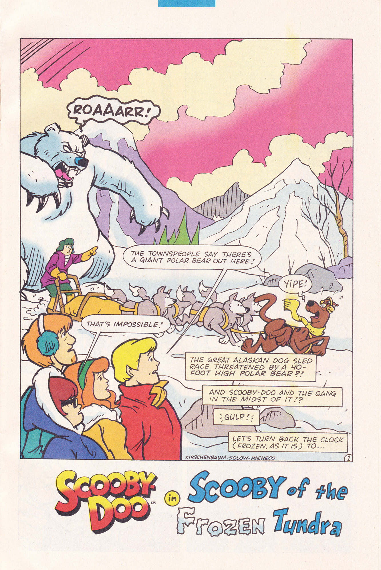 Read online Scooby-Doo (1995) comic -  Issue #19 - 25