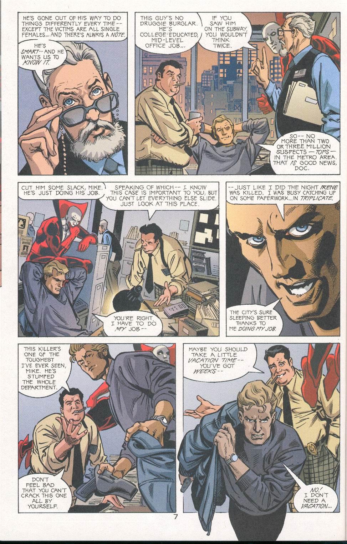 Read online Deadman (2002) comic -  Issue #6 - 8